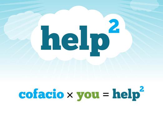Cofacio x You = Help2