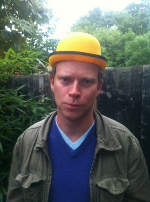 Robert Webb's Hat