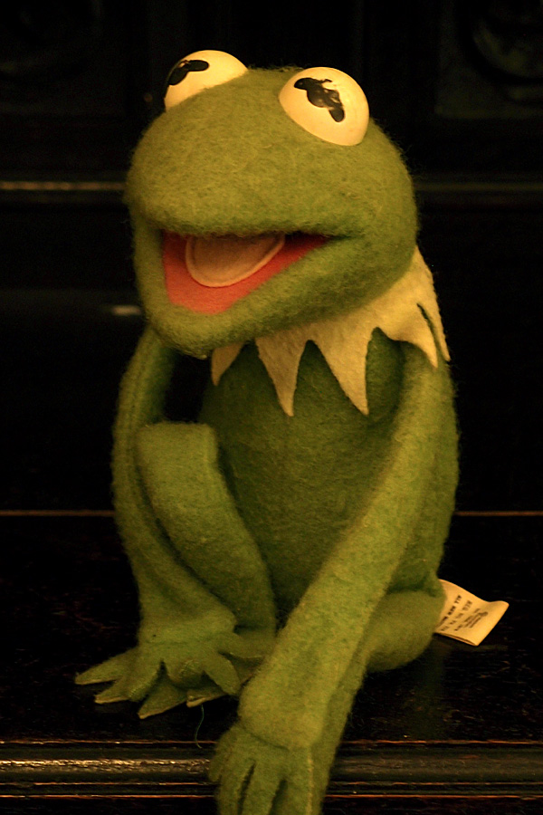 Kermit (Fisher-Price, 1977)