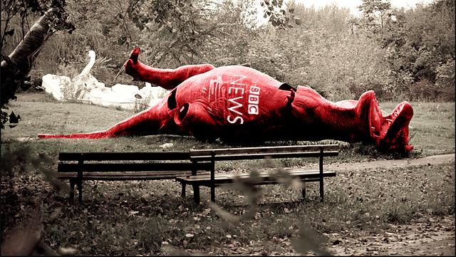 Dead Dinosaur